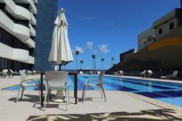 Cobertura Duplex Vista-Mar c/ piscina privativa, 2/4 +