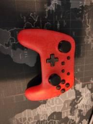 Título do anúncio: Controle com Fio Nintendo Switch Mario