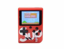 Mini Game Portátil com 400 jogos instalados para as crianças !!!
