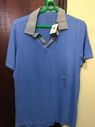Camisa Polo Kelvin Klein - Tamanho S/P - Nova