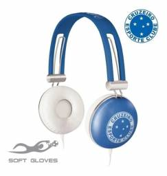 Headphone Waldman do Cruzeiro