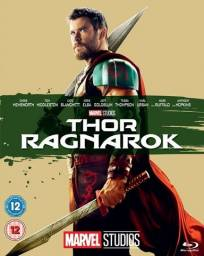 Bluray Thor Ragnarok - Original e Novo