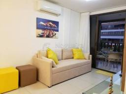 Título do anúncio: Malawi Beach Resort - Mobiliado - 62m² - 2 quartos (1 suíte) - Muro Alto - Oportunidade -