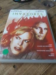Dvd Invasores (dublado) Dvd Original