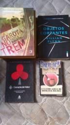 Livros usados R$10,00