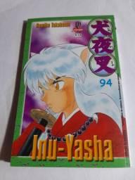 Mangás inuyasha vol. 105, 99 e 94