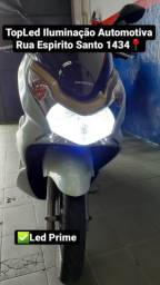 Pcx Led Prime 9000 Lumens Para Todo Tipo de Veículo