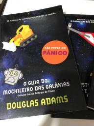 Coleção  O guia do Mochileiro das Galáxias