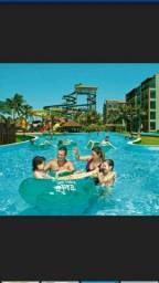 Apto no Acqua Resort Beach Park