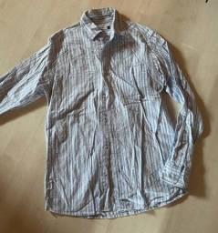 Título do anúncio: Camisa M algodao manga longa