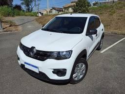 Título do anúncio: Renault Kwid 1.0 12V Zen 2020 - Completo (31.000 Km)