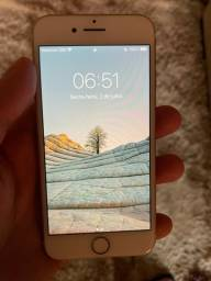 iPhone 7 128 GB dourado