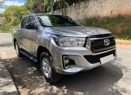 Toyota Hilux SR 2.8 Automático Diesel 2020 Impecável!!!