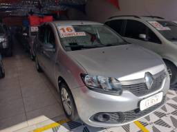 Renault Sandero Authentique 1.0 Flex Completo