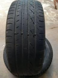 Vendo pneus usados meia vida