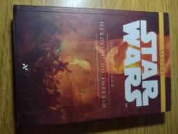 Livro Star Wars Herdeiro do império