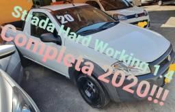 Strada Hard Working 1.4 completa 2020!!!