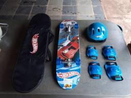 Título do anúncio: Skate Hotwheels