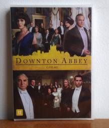 DVD Downton Abbey: O Filme (Lacrado)