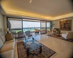 Título do anúncio: Apartamento de 347m² simplesmente espetacular com varandão desfrutando de fantástico visua
