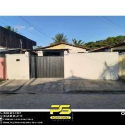 Casa com 2 dormitórios à venda, 163 m² por R$ 85.000 - MANGABEIRA VIII - João Pessoa/PB