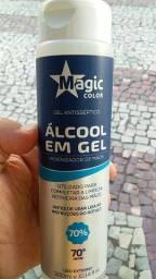 Álcool em gel 70