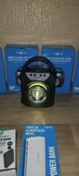 Título do anúncio: Caixinhas , carregadores portais e fones de ouvido Bluetooth