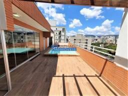 Cobertura à venda, 3 quartos, 1 suíte, 2 vagas, Lourdes - Belo Horizonte/MG