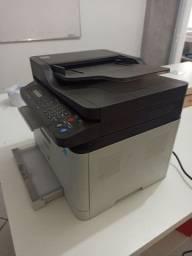 Título do anúncio: Impressora Laser Samsung Colorida