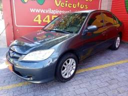 Civic LX 1.7 2006 - KM 119.000