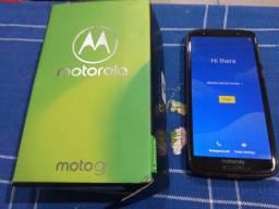 Título do anúncio: MOTOROLA G6 plus 64G