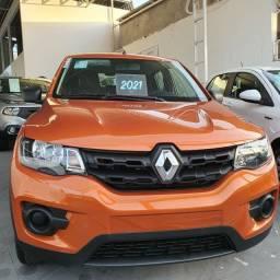 Renault Kwid Zen 2021 0KM