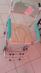 Cadeira com rodas Seminova