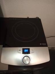 Cooktop portátil por indução Cadence Gourmet 127 v - Balcão, Camping, Motorhome