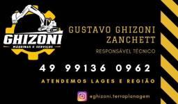 Título do anúncio: Ghizoni TERRAPLANAGEM