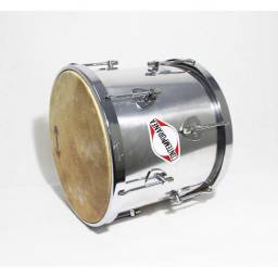 Repique Anel Contemporânea 12 x 30 Alumínio Couro/Nylon 388C Loja Cheiro de Música