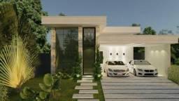 Linda casa plana na Cidade Alpha  #ce11