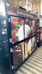 Câmara Fria para bebidas *H