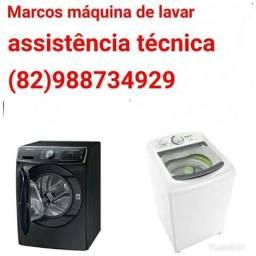 Marcos máquina de lavar