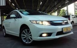 HONDA CIVIC 1.8 LXS 16V FLEX 4P AUTOMATICO. - 2015