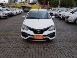 TOYOTA ETIOS 2018/2019 1.5 X SEDAN 16V FLEX 4P AUTOMÁTICO - 2019