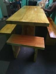 Mesas de Jaqueira
