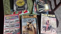 Coleção Revistas Duas Rodas