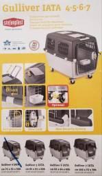 Caixa de Transporte (Kennel) Gulliver 4 - SEM USO