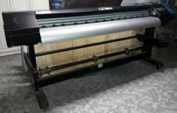 Plotter de impressão eco solvente Ft 1800