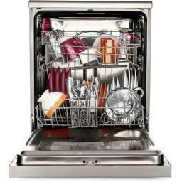 Máquina de lavar louça 8 serviço inox