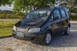 Fiat Idea ELX 1.4 2010-2010 completo - 2010