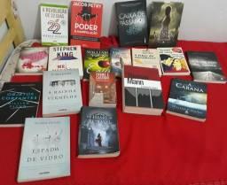 Vendo livros, preços variados, livros muito barato
