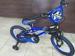 Bicicleta bmx 16