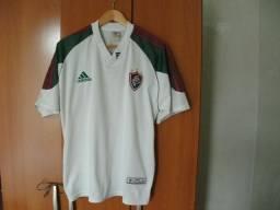 Camisa do Fluminense Adidas - Ótimo Estado 7f61ce6fb4625